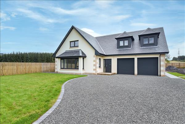Plot 2, The Meadows, Blairingone