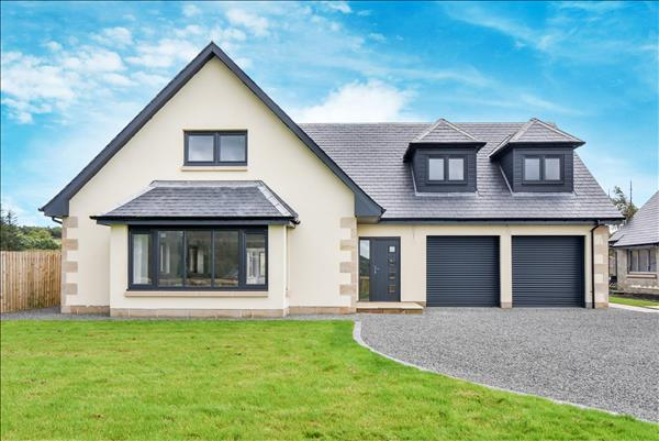 Plot 3, The Meadows, Blairingone